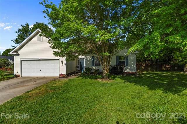 1001 Cadberry Court, Indian Trail, NC 28079 (#3734176) :: High Performance Real Estate Advisors