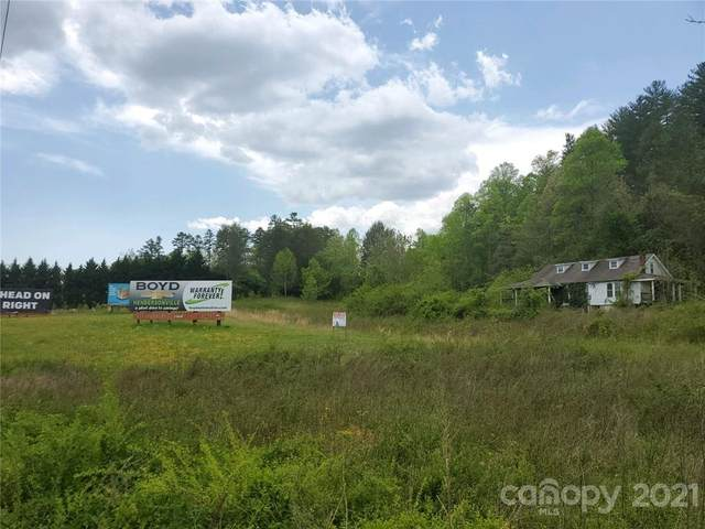 1297-1299 Asheville Highway, Brevard, NC 28712 (#3734229) :: BluAxis Realty