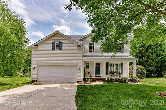 2701 Grosbeak Lane, Charlotte, NC 28269 (#3734313) :: Stephen Cooley Real Estate Group