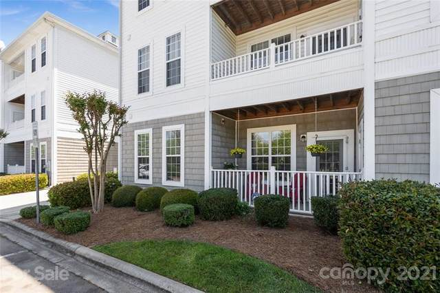 18711 Ruffner Drive #1H, Cornelius, NC 28031 (#3734315) :: Cloninger Properties