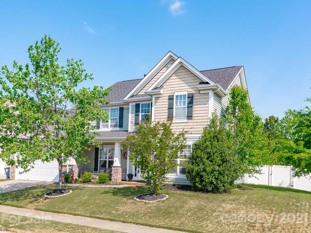 2000 Symphony Lane, Indian Trail, NC 28079 (#3734318) :: Stephen Cooley Real Estate Group