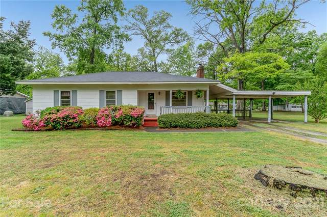 855 Shue Road, China Grove, NC 28023 (#3734323) :: Johnson Property Group - Keller Williams