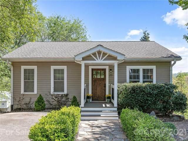 20 Jefferson Drive, Asheville, NC 28801 (#3734372) :: High Performance Real Estate Advisors