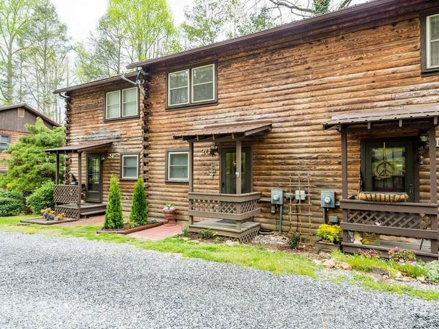 20 Mulberry Lane, Maggie Valley, NC 28751 (#3734416) :: Rowena Patton's All-Star Powerhouse