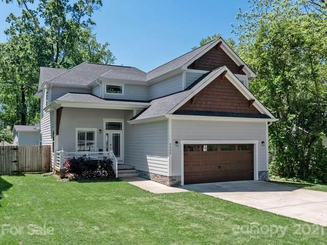 2230 Parson Street, Charlotte, NC 28205 (#3734427) :: Willow Oak, REALTORS®
