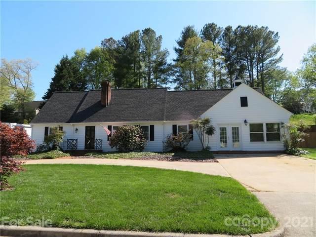 111 Creekside Drive, Morganton, NC 28655 (#3734497) :: Stephen Cooley Real Estate Group