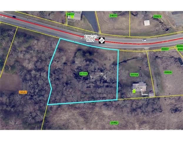Parcel 01716 Nc 27 Highway, Lincolnton, NC 28092 (#3734517) :: LePage Johnson Realty Group, LLC