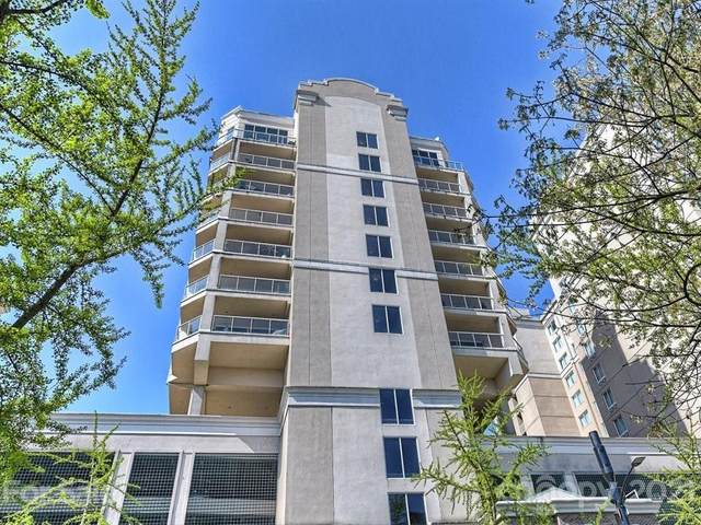 520 Martin Luther King Boulevard #1102, Charlotte, NC 28202 (#3734550) :: Scarlett Property Group