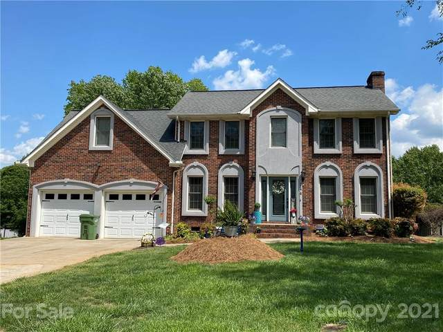 744 Deerfield Drive, Mount Holly, NC 28120 (#3734627) :: High Performance Real Estate Advisors