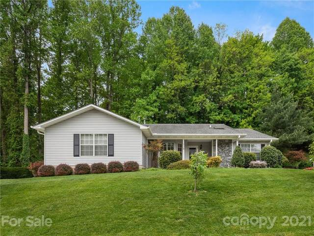 670 New Village Drive, Hendersonville, NC 28791 (#3734652) :: MOVE Asheville Realty