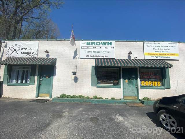 618 N Salisbury Avenue, Spencer, NC 28159 (#3734654) :: LePage Johnson Realty Group, LLC