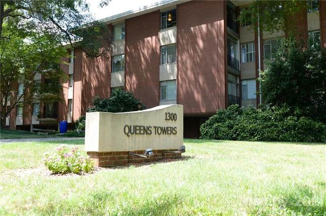 1300 Queens Road Unit 408, Charlotte, NC 28207 (#3734794) :: Puma & Associates Realty Inc.