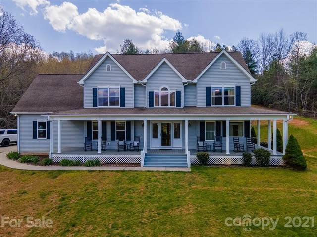 338 Tahlfield Road, Sylva, NC 28779 (#3734795) :: Home and Key Realty