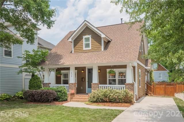 632 Waco Street, Charlotte, NC 28204 (#3734819) :: Exit Realty Vistas