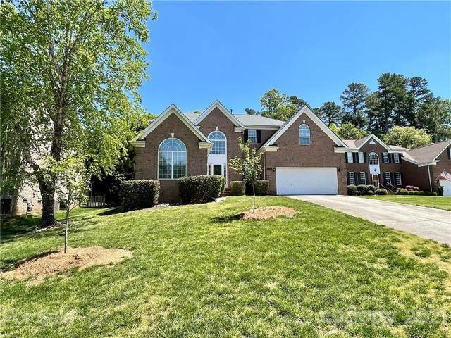 16022 Cleveleys Trail, Huntersville, NC 28078 (#3734823) :: Stephen Cooley Real Estate Group