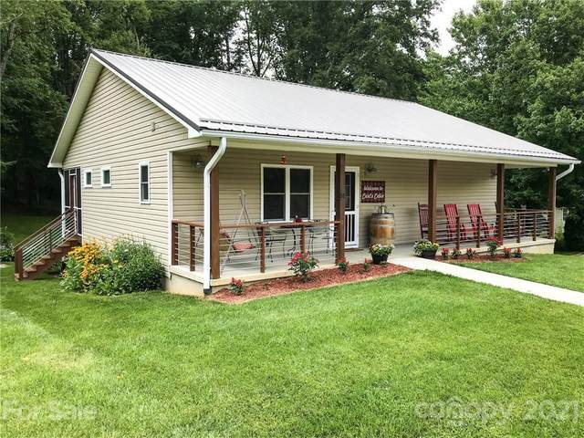 51 Deborah Lane, Waynesville, NC 28786 (#3734835) :: Willow Oak, REALTORS®