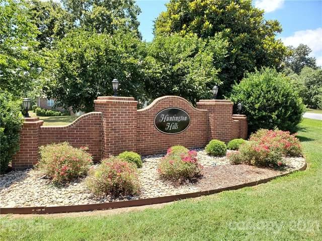 Lot 42, 41 & 40 Huntington Hills Drive 42, 41 & 40, Lincolnton, NC 28092 (#3734855) :: DK Professionals
