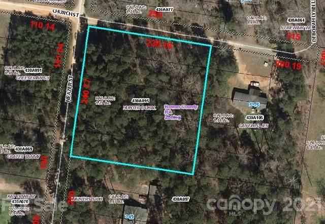 0 Neazer Street 123-127, Rockwell, NC 28138 (#3734923) :: Cloninger Properties