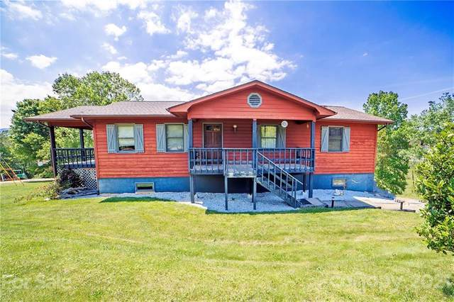 21 Alexander Heights, Leicester, NC 28748 (MLS #3734937) :: RE/MAX Journey