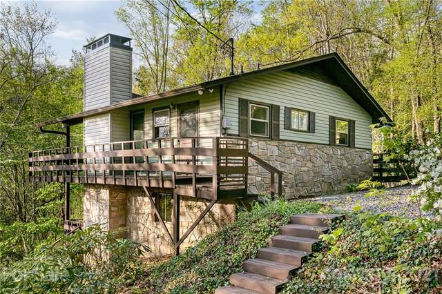 196 Sunset Drive, Black Mountain, NC 28711 (#3734957) :: Stephen Cooley Real Estate Group