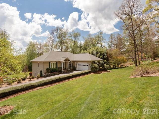 1350 Chanteloup Drive, Hendersonville, NC 28739 (#3734961) :: Stephen Cooley Real Estate Group