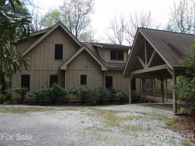 31 Cold Mountain Road F19, Lake Toxaway, NC 28747 (#3735010) :: The Ordan Reider Group at Allen Tate