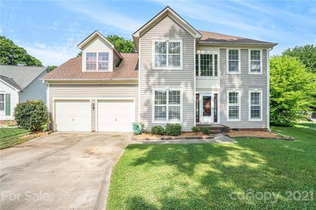 5716 Spring Gate Court NW, Concord, NC 28027 (#3735025) :: Stephen Cooley Real Estate Group