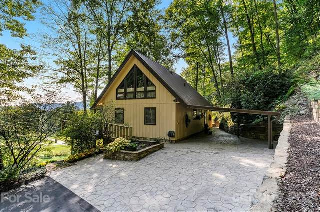 891 Country Club Drive, Maggie Valley, NC 28751 (#3735075) :: DK Professionals