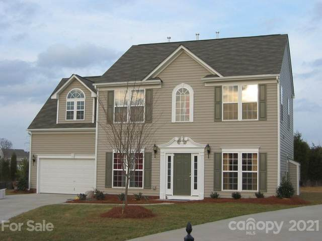 1001 Fountainbrook Drive, Indian Trail, NC 28079 (#3735103) :: Scarlett Property Group