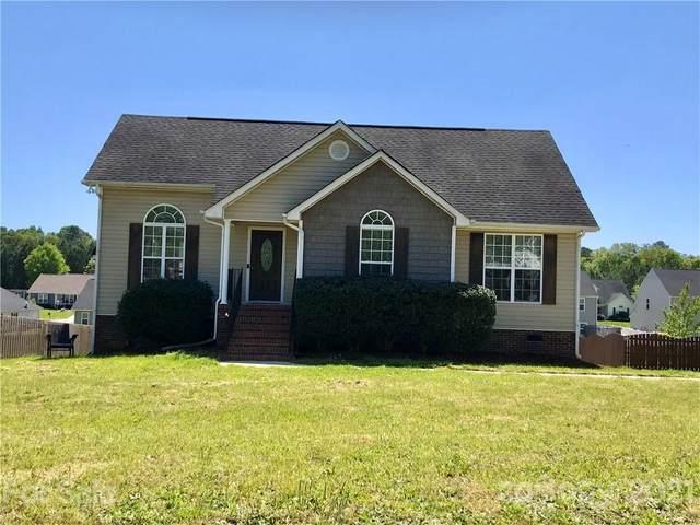 417 Oakleigh Lane, Oakboro, NC 28129 (#3735160) :: Cloninger Properties