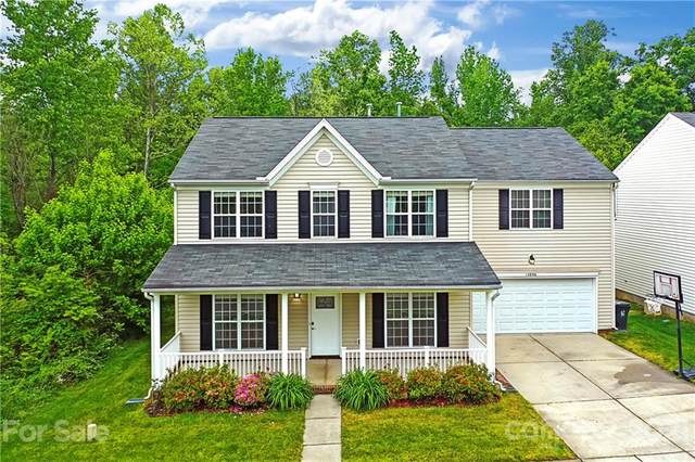 12836 Coral Sunrise Drive #335, Huntersville, NC 28078 (#3735179) :: Carlyle Properties