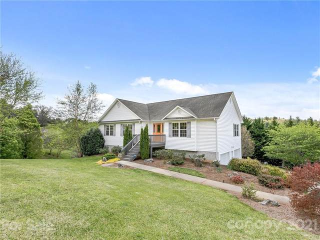 127 Ridge Brook Drive, Weaverville, NC 28787 (#3735189) :: Cloninger Properties