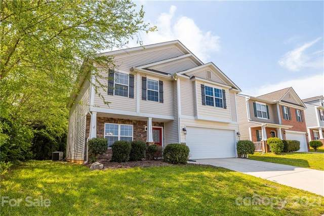 2901 Heather Ridge Road, Dallas, NC 28034 (#3735196) :: High Performance Real Estate Advisors