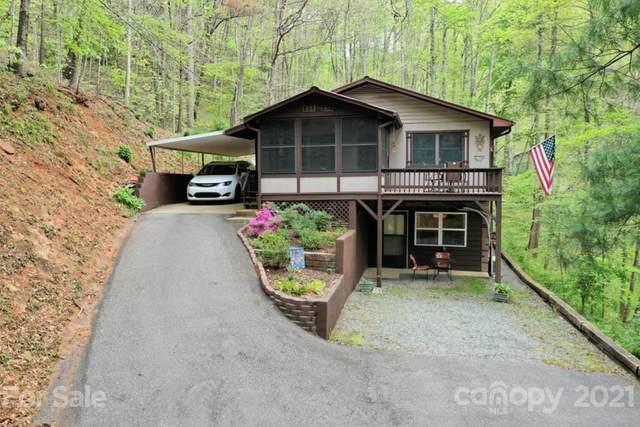 769 Cane Creek Road, Sylva, NC 28779 (#3735260) :: Willow Oak, REALTORS®