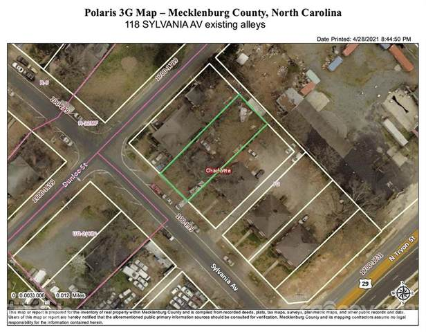 118 Sylvania Avenue, Charlotte, NC 28206 (#3735327) :: Home and Key Realty