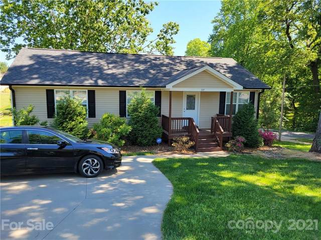 329 Second Street, China Grove, NC 28023 (#3735347) :: BluAxis Realty