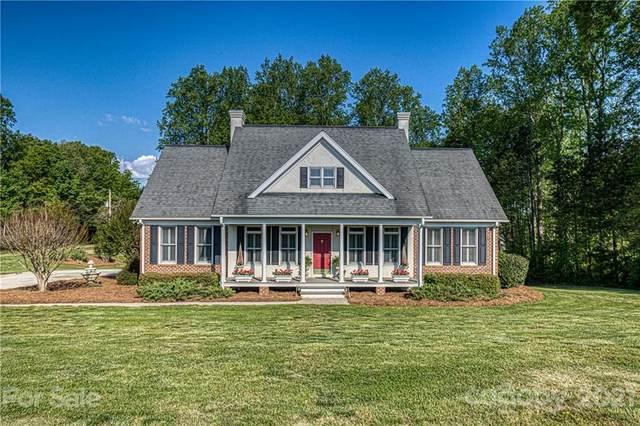 14801 Ranson Road, Huntersville, NC 28078 (#3735349) :: Scarlett Property Group