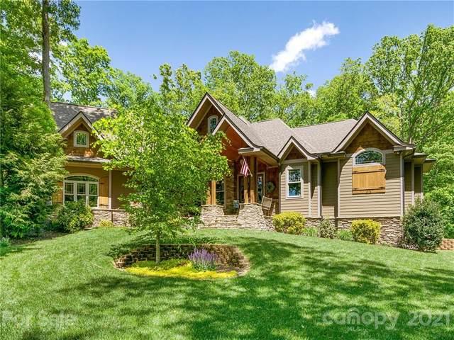 311 Promised Ridge Drive, Hendersonville, NC 28791 (#3735350) :: The Ordan Reider Group at Allen Tate
