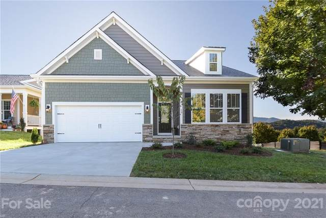 88 Rose Creek Road, Leicester, NC 28748 (#3735435) :: High Performance Real Estate Advisors