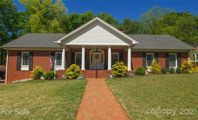 805 Forest Hill Drive, Shelby, NC 28150 (#3735447) :: TeamHeidi®