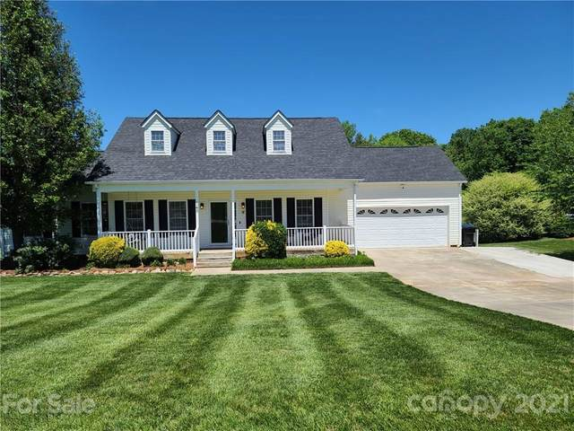 145 Fairfield Lane, Salisbury, NC 28146 (#3735470) :: Stephen Cooley Real Estate Group
