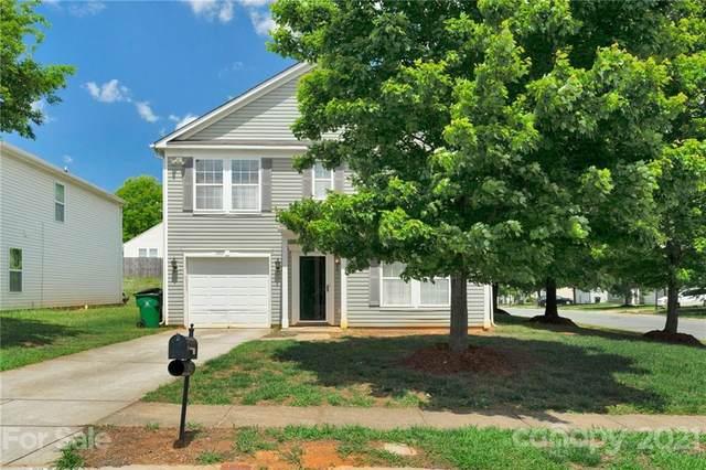 8602 Panglemont Drive #31, Charlotte, NC 28269 (#3735501) :: Mossy Oak Properties Land and Luxury
