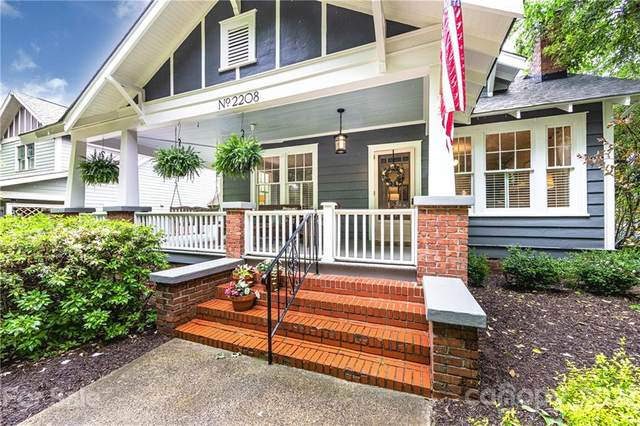 2208 Belvedere Avenue, Charlotte, NC 28205 (#3735518) :: Stephen Cooley Real Estate Group