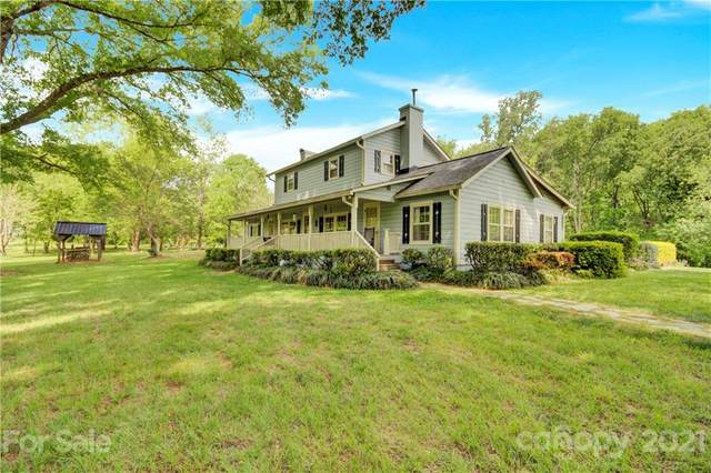 16401 Blackberry Hills Drive, Midland, NC 28107 (#3735560) :: Stephen Cooley Real Estate Group