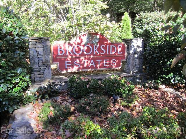 Lot #10 Streamside Drive, Waynesville, NC 28785 (#3735564) :: Home and Key Realty