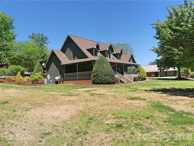 319 Salem Church Road, Bostic, NC 28018 (#3735570) :: Robert Greene Real Estate, Inc.