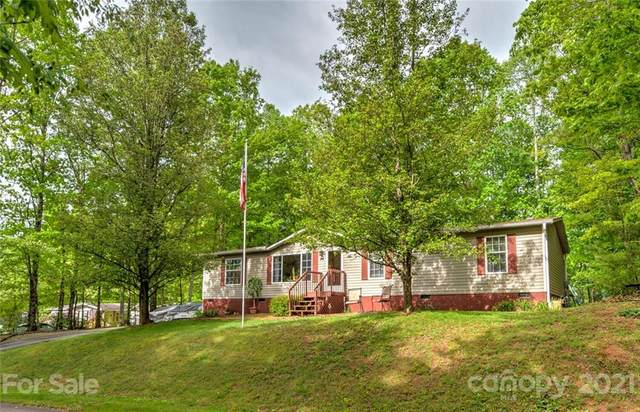 44 Evelyn Acres Drive, Asheville, NC 28806 (#3735586) :: Johnson Property Group - Keller Williams