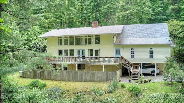 1352 Swiss Pine Lake Drive, Spruce Pine, NC 28777 (#3735595) :: Home and Key Realty