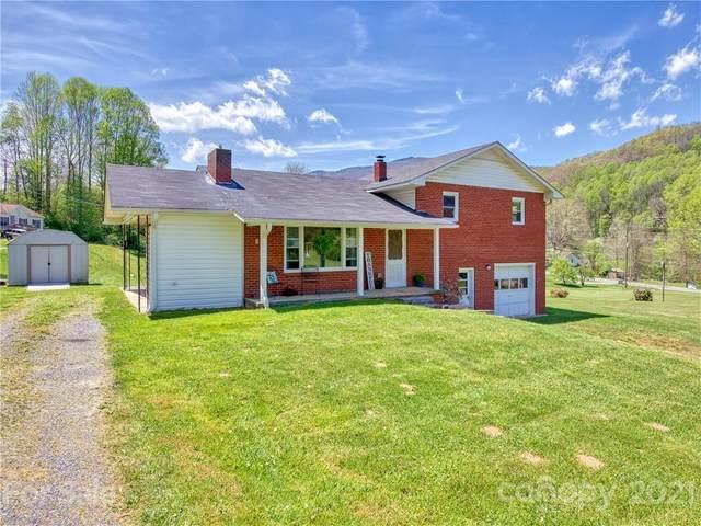 52 Pinnacle Drive, Waynesville, NC 28786 (#3735661) :: Cloninger Properties