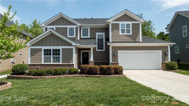 10266 Falling Leaf Drive, Concord, NC 28027 (#3735690) :: Homes with Keeley | RE/MAX Executive